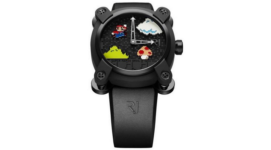 Jam tangan Mario Bros