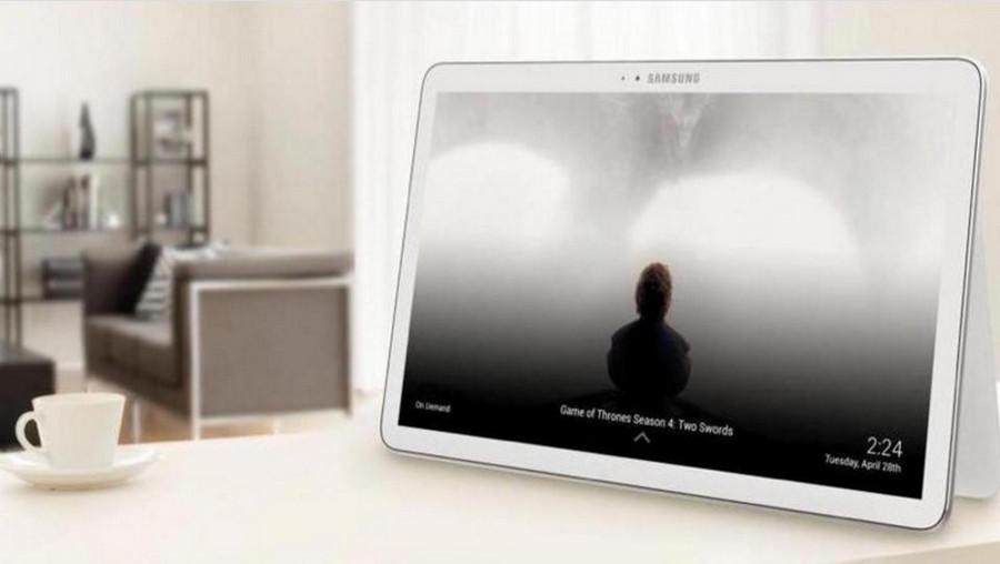 Samsung Galaxy View tablet