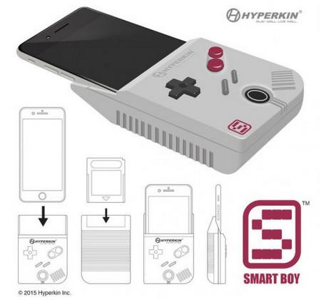 SmartBoy game 2