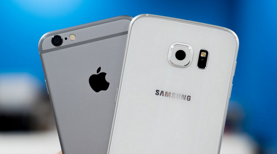 iPhone vs Samsung Galaxy