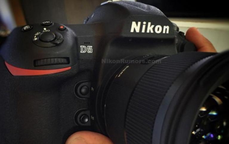 Penampakan Pertama Wujud Nikon D5