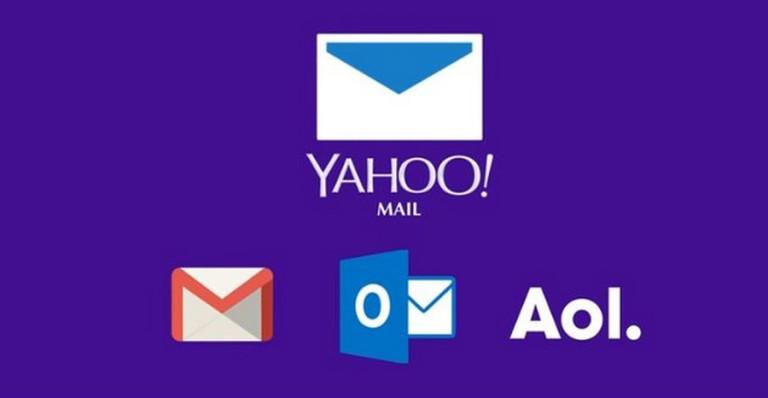 Buka Akun Gmail, Outlook, Aol Bisa di Yahoo Mail