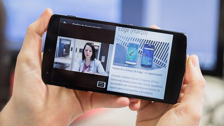 Cara Mengaktifkan Fitur Multi-Window Di Android Marshmallow