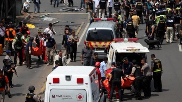 Pasca Bom Jakarta, Telkomsel Ikut Siaga