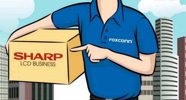 Akuisisi Sharp, Foxconn Kucurkan Rp 82,6 Triliun