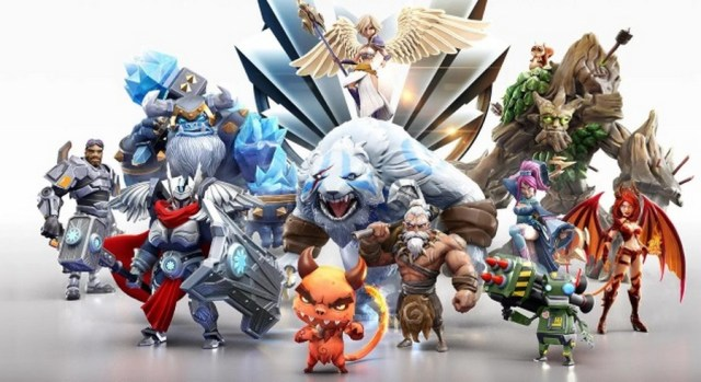 Spotlight: Call of Champions, Game MOBA Android & iOS