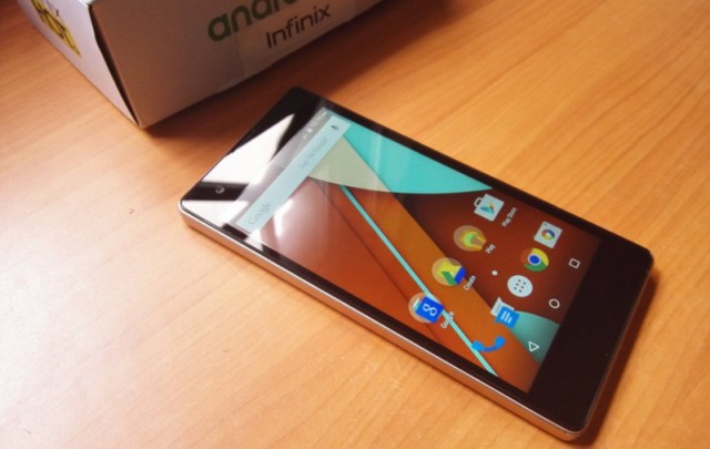 Infinix Hot 2 Terima Update Android Marshmallow