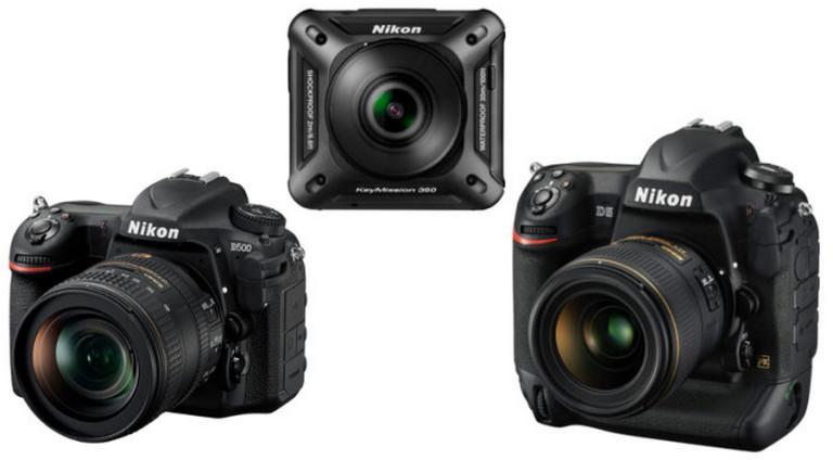 Duo DSLR Nikon D5 & D500 Resmi Meluncur