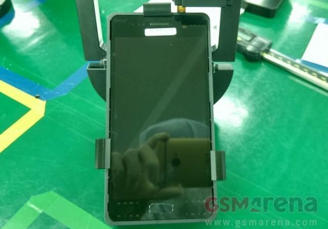 Ini Dia Penampakan Pertama Galaxy S7