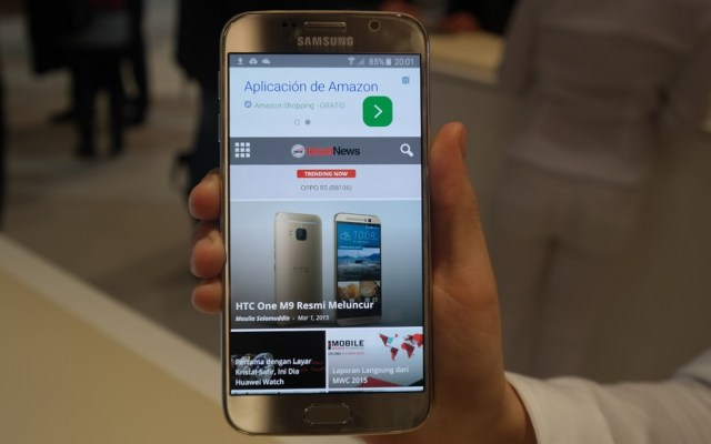 Wah, Penjualan Smartphone Samsung Anjlok 40%
