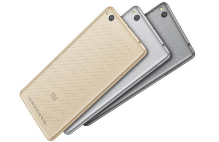 Xiaomi Redmi 3 bodi metal