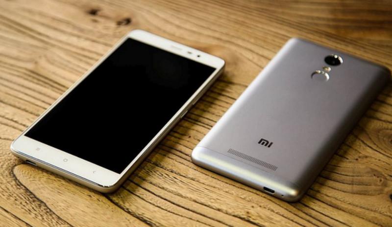 Xiaomi Redmi Note 3 Pro silver