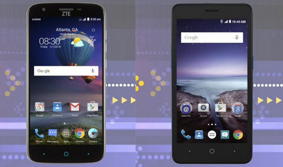 ZTE Grand X3 dan ZTE Avide Plus