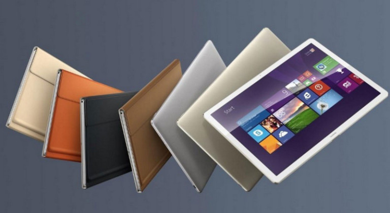 Huawei Matebook, Laptop Hybrid Pesaing iPad Pro