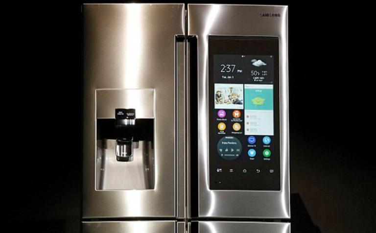 Samsung Bikin Alat Rumah Tangga Makin Pintar