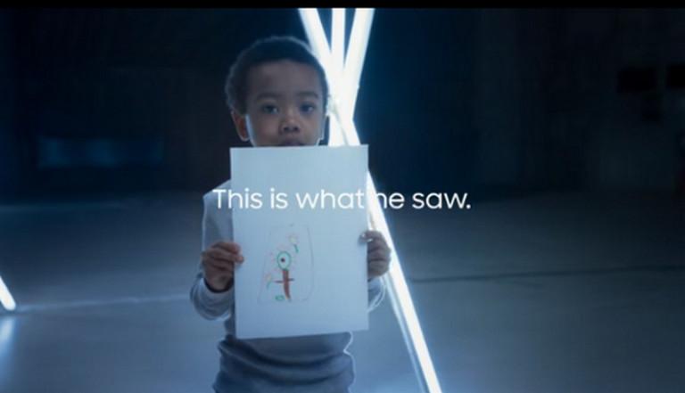 Begini Wujud Galaxy S7 Menurut Seorang Bocah & Llama
