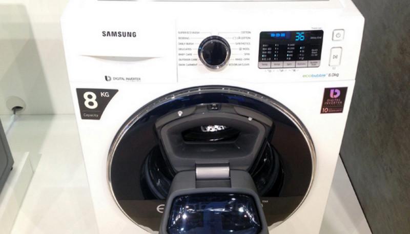 Samsung mesin cuci AddWash