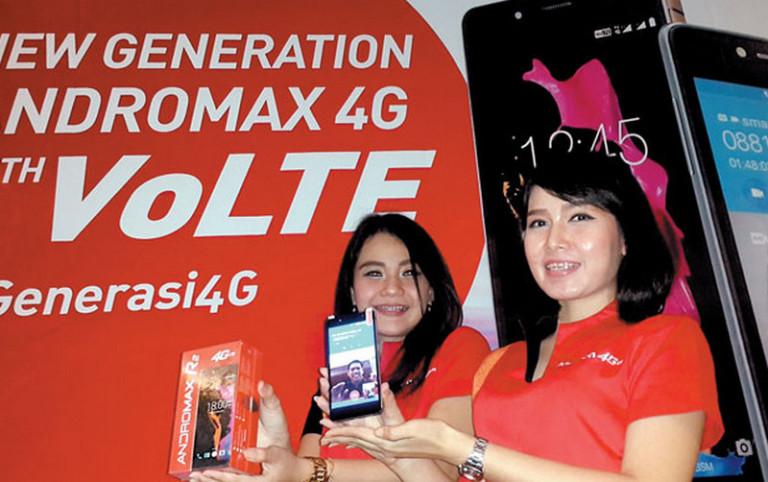 Smartfren Optimasi Jaringan 4G LTE & VoLTE di 188 Kota