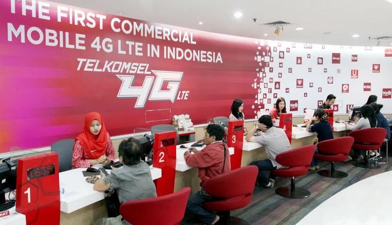 Telkomsel 4G Grapari 2