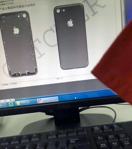 Bocoran sasis iPhone 7