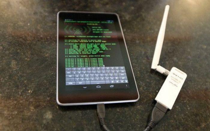 USB OTG External WiFi Card Reader