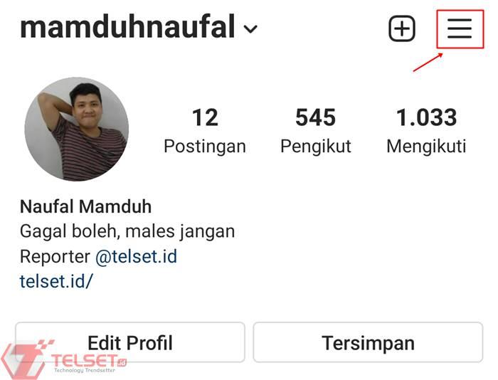 Cara mencari akun teman di Instagram