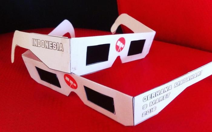 Kacamata filter matahari