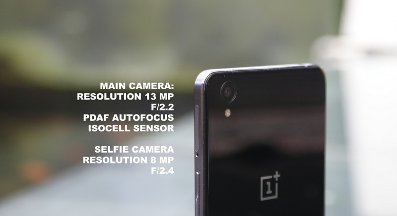 OnePlus X gbr 16
