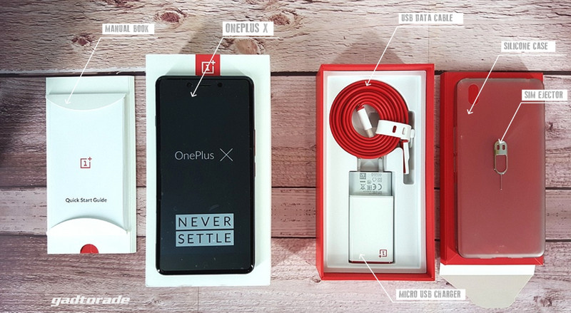 OnePlus X gbr 7
