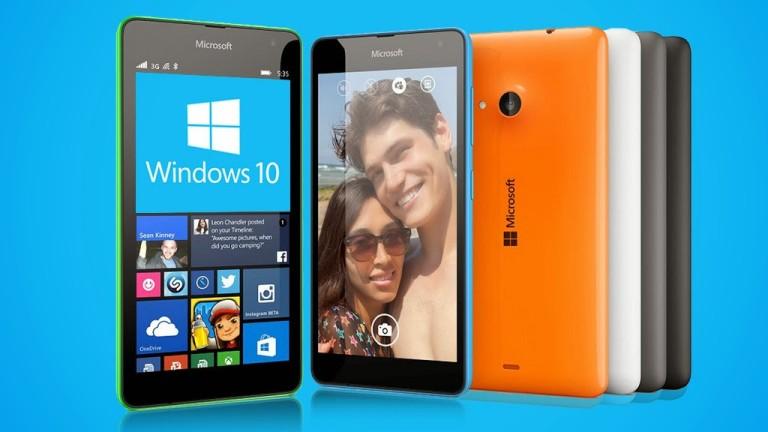Ini Dia Seri Lumia Yang Mendapatkan Update Windows 10