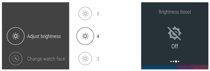 cara hemat baterai smartwatch Android gbr 1