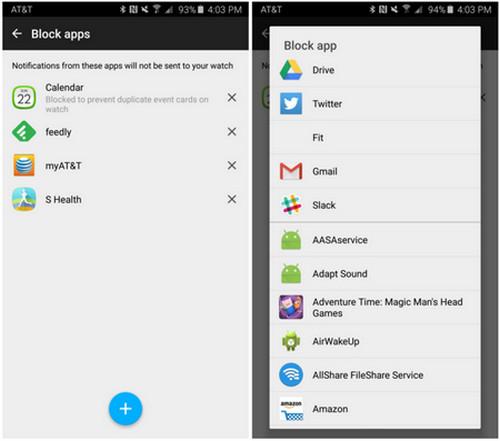 cara hemat baterai smartwatch Android gbr 3