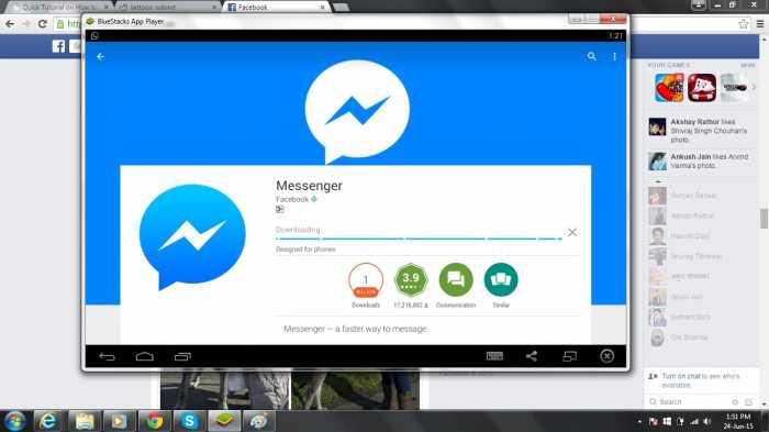 Facebook Download - Free Facebook Desktop App - Pokki