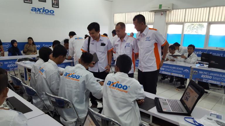 'Axioo Development Program' Rekrut 1.000 Lulusan SMK