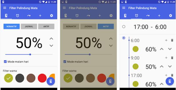 3 Aplikasi Android Untuk Pelindung Mata