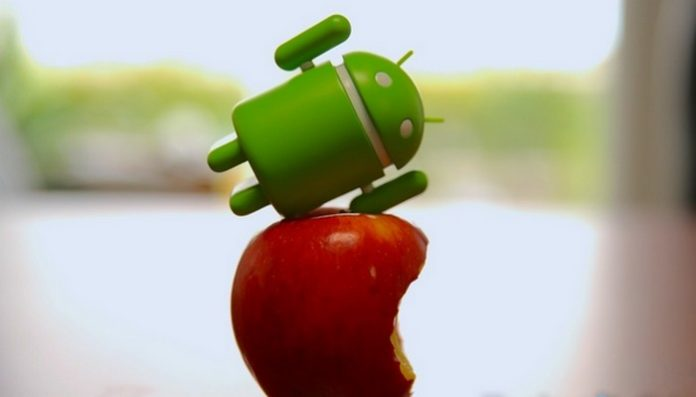 iOS Android Natal