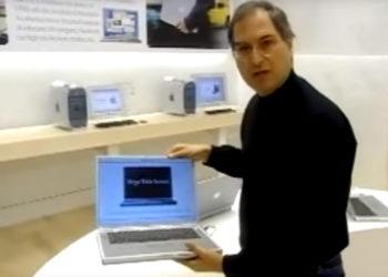 Lamaran Kerja Steve Jobs