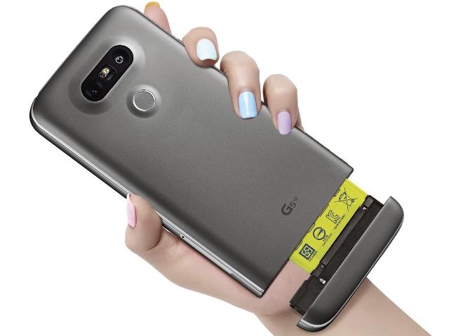 Pre Order LG G5 SE Telah Dibuka