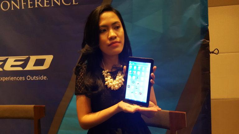 SPC Rilis Tablet Rp 600 Ribuan dengan Prosesor Intel