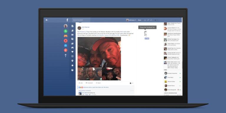 Cara Ubah Antarmuka Facebook Jadi Lebih Simpel