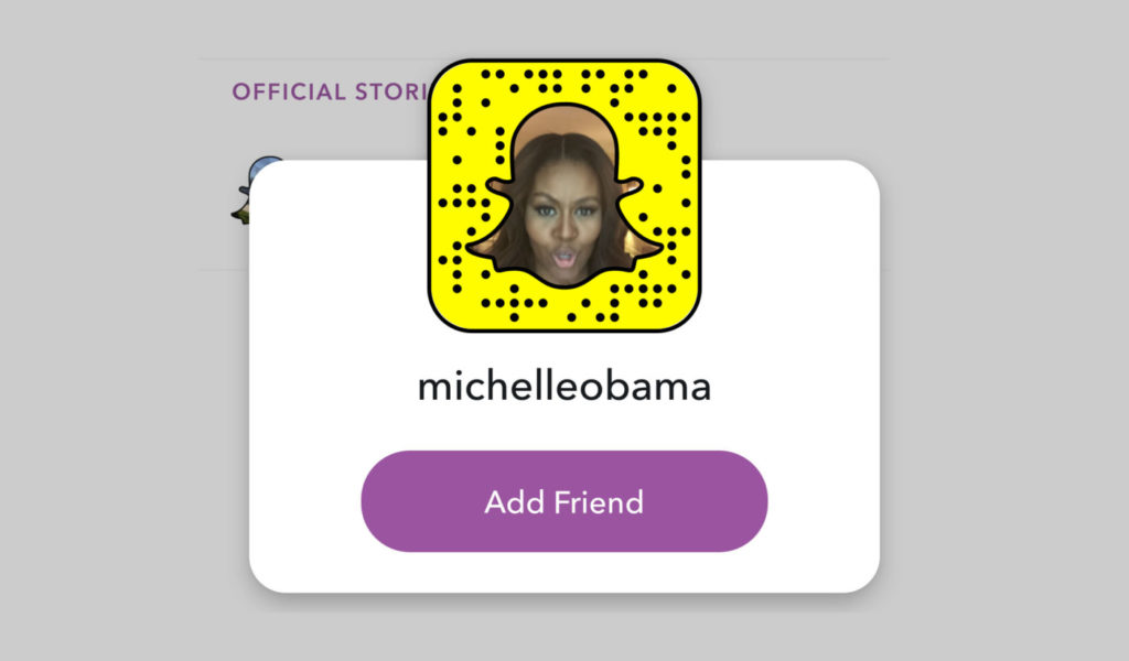 Michelle-Obama-First-Lady-Snapchat
