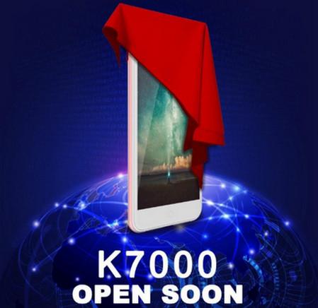 Oukitel K7000 teaser