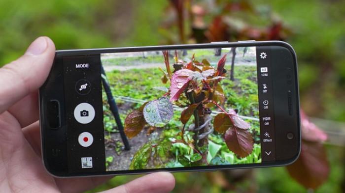 Samsung Galaxy S7 camera test