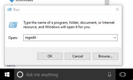 cara menghilangkan lock screen windows 10 regedit