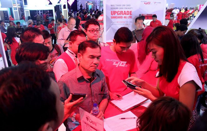 Telkomsel Pamer Layanan Digital di ICS 2016