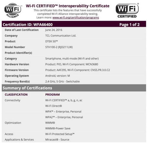 WiFi Alliance dokumen