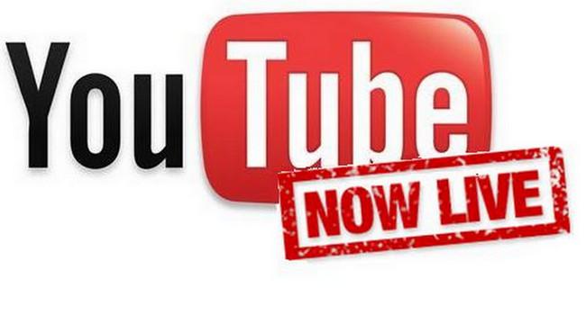 Youtube Live Streaming più semplice non solo da desktop