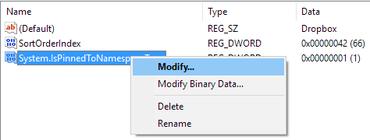 click-modify