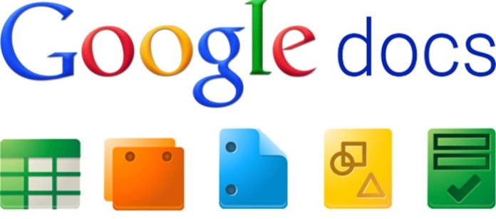 fitur Google Docs
