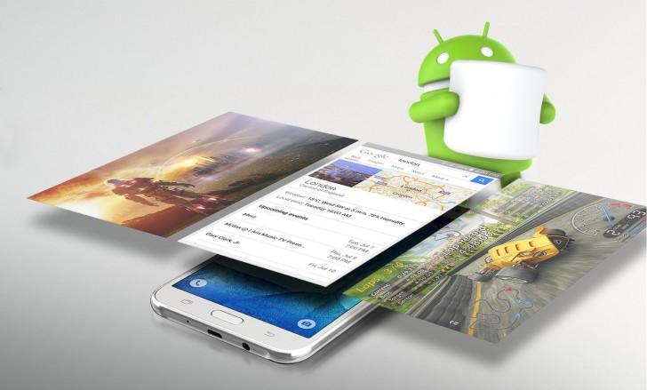 Samsung Galaxy J7 dan A3 Nikmati Marshmallow